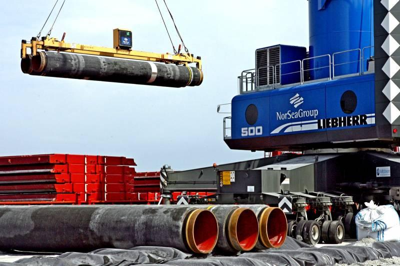 США готовы разменять иранскую нефть на российский газ