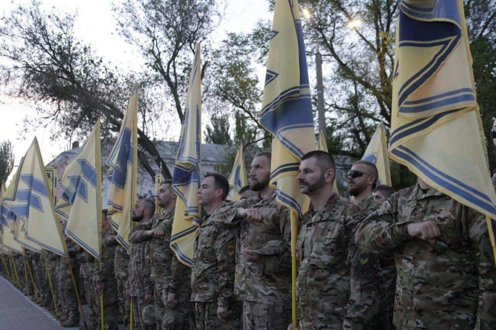 Американских неонацистов зовут воевать в Донбассе