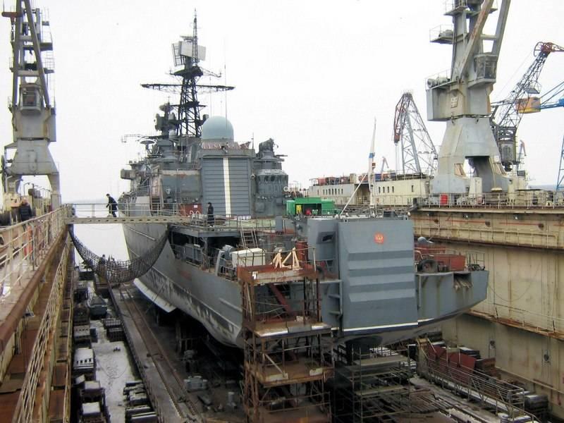 """СКР """"Неустрашимый"""" проекта 11540 вернётся на Балтфлот в 2019 году"""