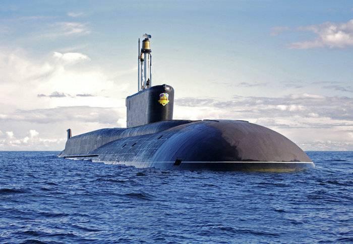 В Северодвинске готовятся спустить на воду атомную подлодку «Князь Владимир»