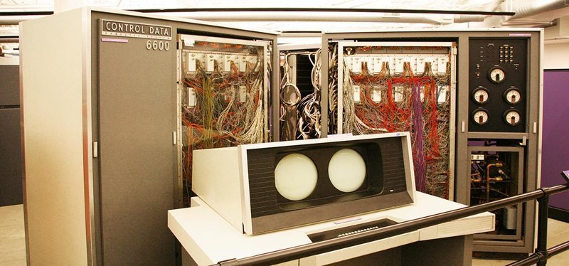Современные компьютеры против суперкомпьютеров из прошлого