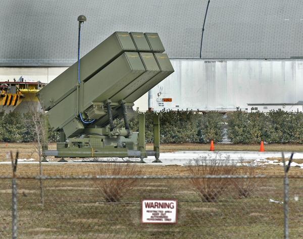 Индия решила приобрести в США зенитную ракетную систему NASAMS 2