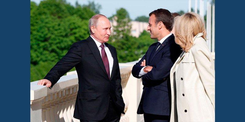 ПУТИН СКОЛАЧИВАЕТ G7