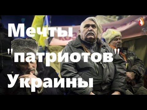 Воскобойников.  Мечты «патриотов» Украины