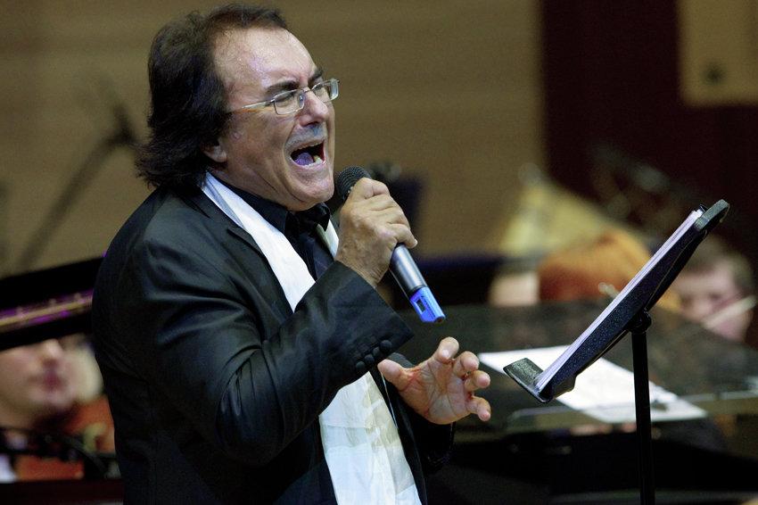 """Исполнитель песни """"Феличита"""" Аль Бано объявил о завершении карьеры"""