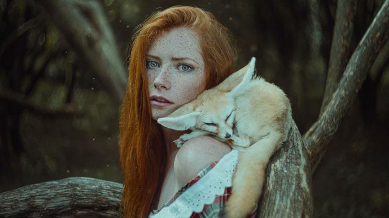Анита Анти: в гостях у сказки