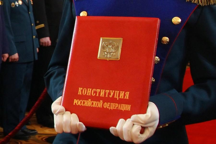 В России назревает конституц…