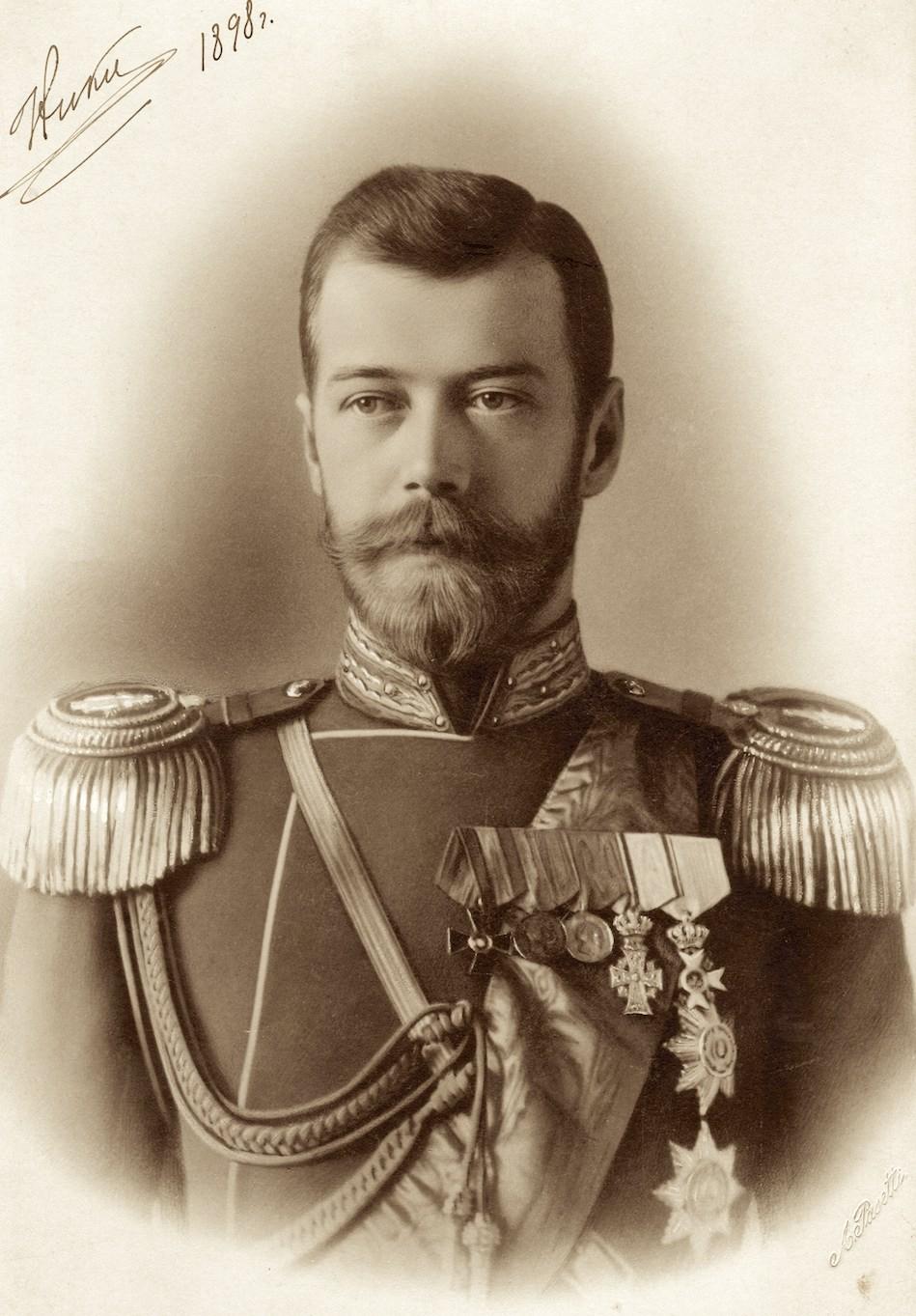 Величие жертвы Императора Николая II