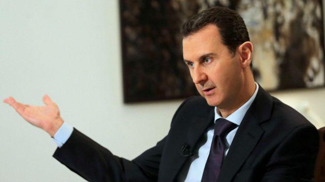Асад сделал русский язык вторым в Сирии