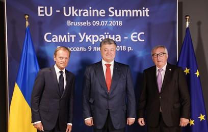 Мечты Украины о вступлении в ЕС могут надолго остаться мечтами