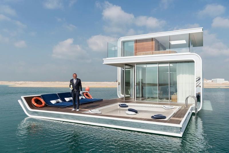 Жизнь богачей в Дубае на фот…