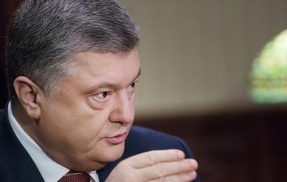Порошенко обвинил Россию в отсутствии миротворцев ООН в Донбассе