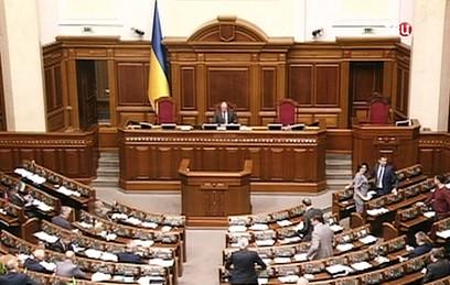 В Киеве объяснили отказ Порошенко встретиться с протестующими