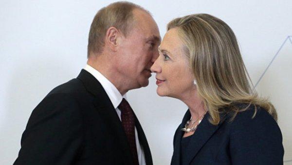 Скандальное расследование ФБР о связях Клинтон с Кремлем