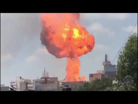 Роковое землетрясение в Мексике. Вся страна буквально «шатается» и «рвется по швам»!
