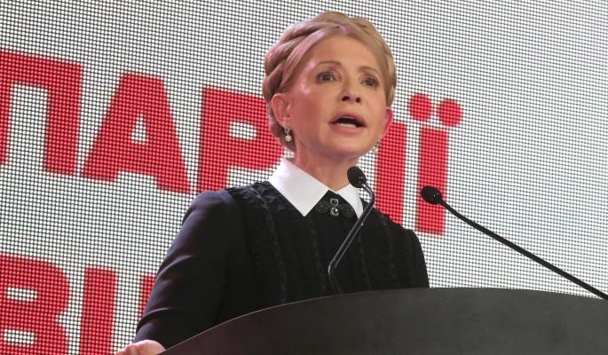 Москва осадила разинувшую рот на Крым Тимошенко