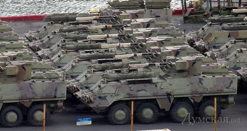«Підступи попередників», или Как Украина «забывает» о международных военных контрактах