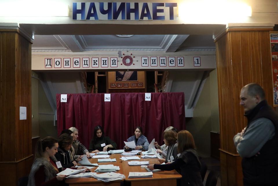 Стал ясен исход выборов в ДНР и ЛНР