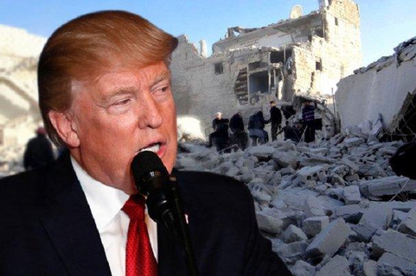 Это война: последствия атаки США на армию Асада