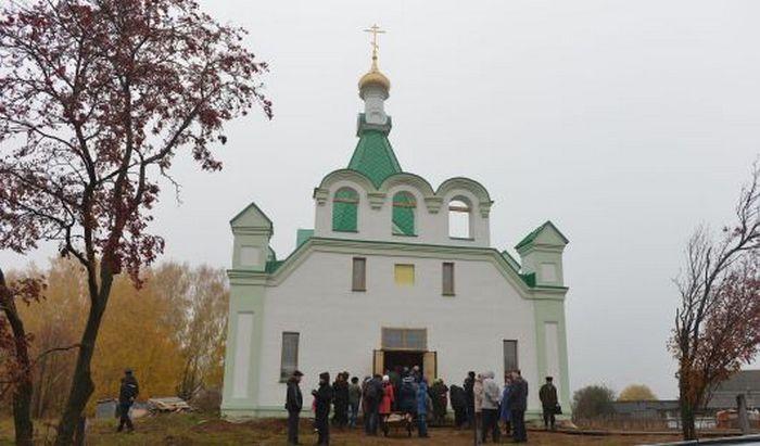 Как «Бурановские бабушки» храм в своем селе построили