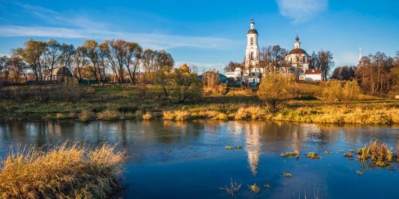 10 русских городов, которые идеально подойдут для осеннего путешествия