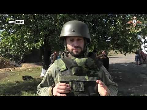 НМ ДНР и Ангел предотвращают гуманитарную катастрофу на линии разграничения