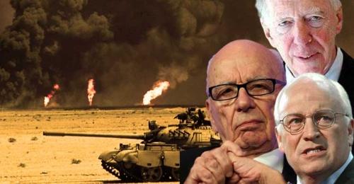 Ротшильд, Мердок и Чейни начинают добычу нефти в Сирии