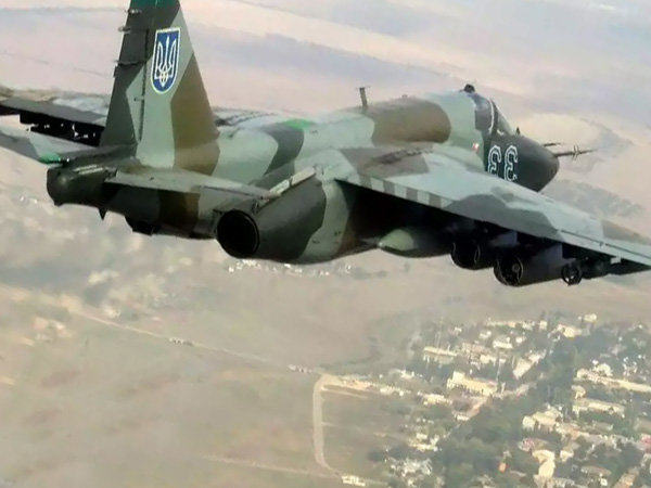 Украинских летчиков-«камикад…