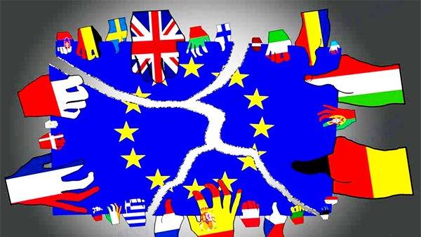 СМИ Запада: Европа расколется, она пойдет по пути СССР
