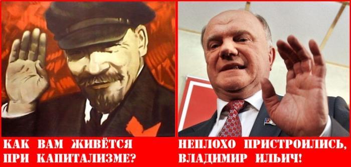 КПРФ - партия коммунистическая или капиталистическая?