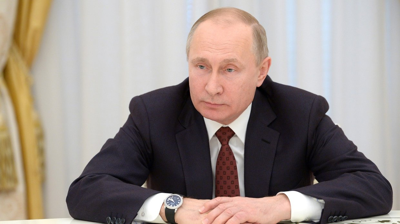 Путин заявил, что Россия в р…