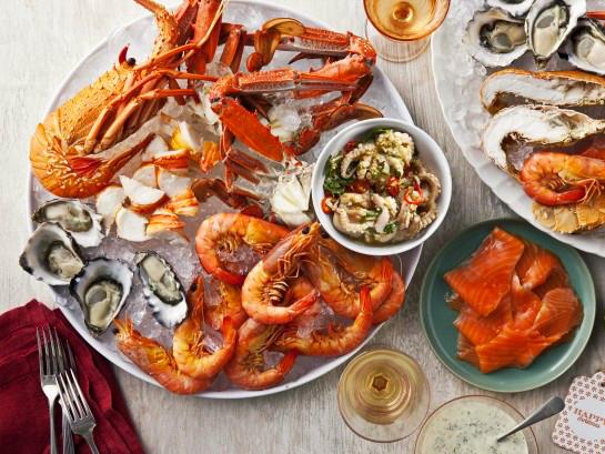 Морепродукты в питании против многих заболеваний