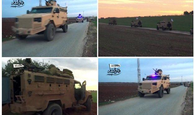 Добровольцы ЧВК Вагнера схлестнулись с террористами в Идлибе: США перебросили бронетехнику