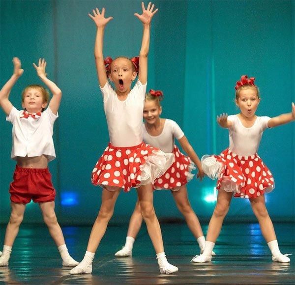 Танцевальный кружок СССР, детство, кружки