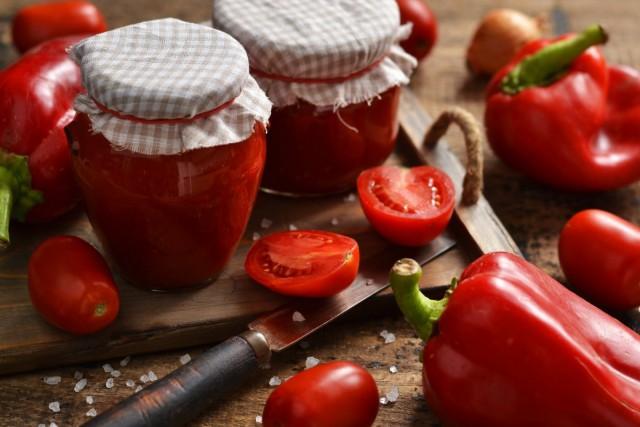 Домашний томатный соус для бесподобно вкусного шашлыка!