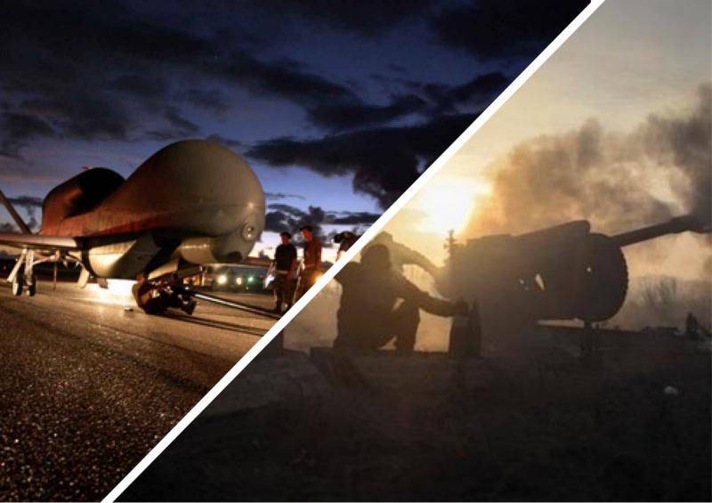 Необычная разведка ВВС США перед грядущей эскалацией на Донбассе: политические и военные аспекты