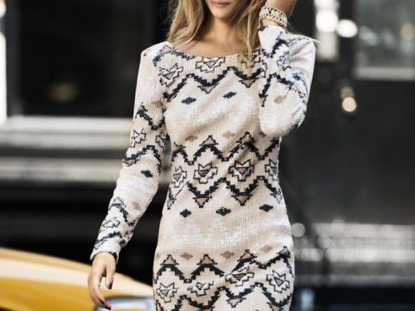Вязаное платье. Как выбрать?