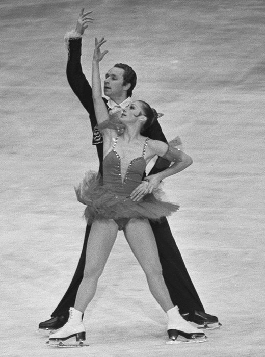 Алексей Уланов и Людмила Смирнова