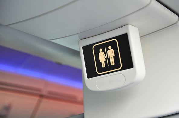 Физики наконец-то создали бесшумный туалет для самолета