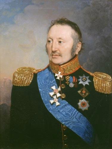 Спаситель Петербурга Петр Витгенштейн. ....