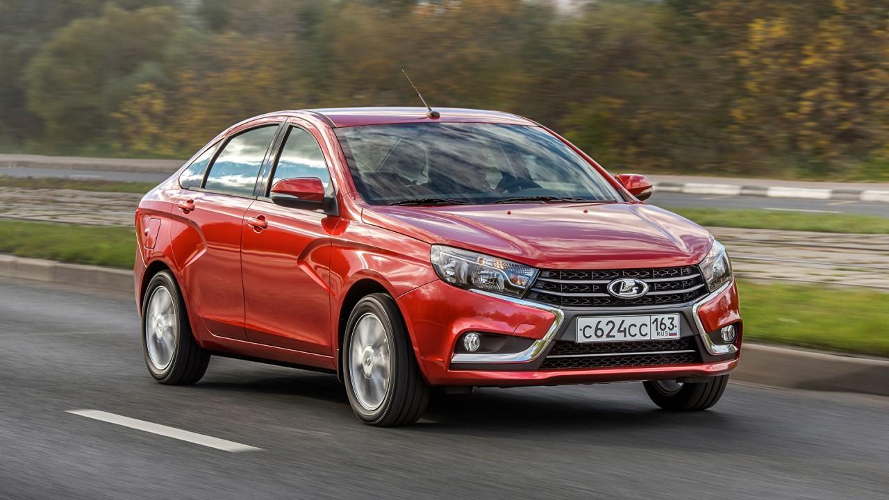 АвтоВАЗ запустил производство двух новых версий модели Lada Vesta