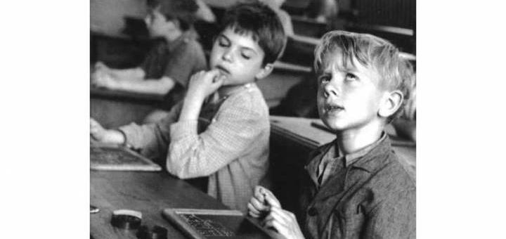 Школьный дневник из 50-х годов.