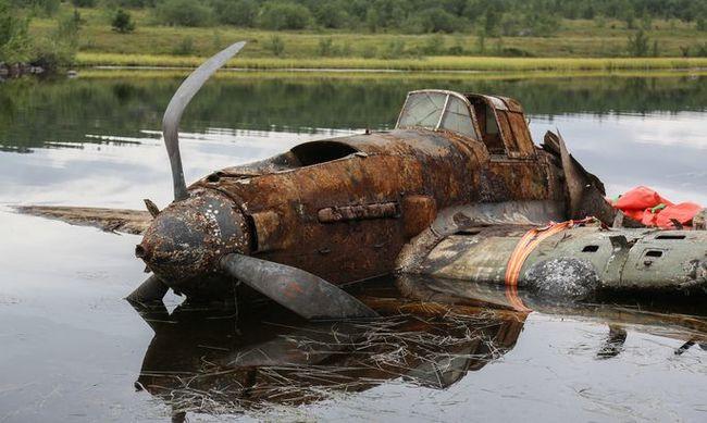 Вот это новость!!! Найден одноместный Ил-2!
