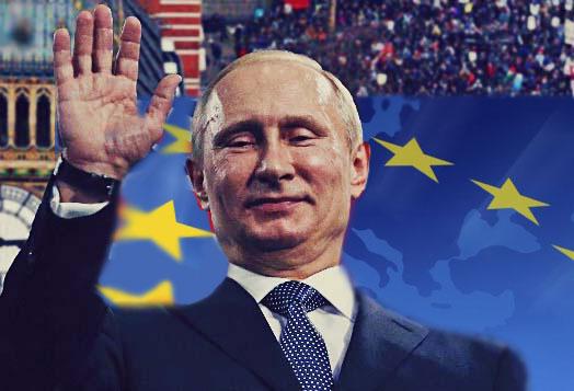 Путин контролирует бизнес Европы