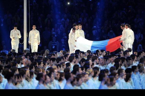 Больно видеть: Большинству российских спортсменов, похоже, не нужен флаг страны