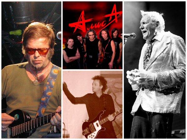 Лучшие рок-группы 90-х