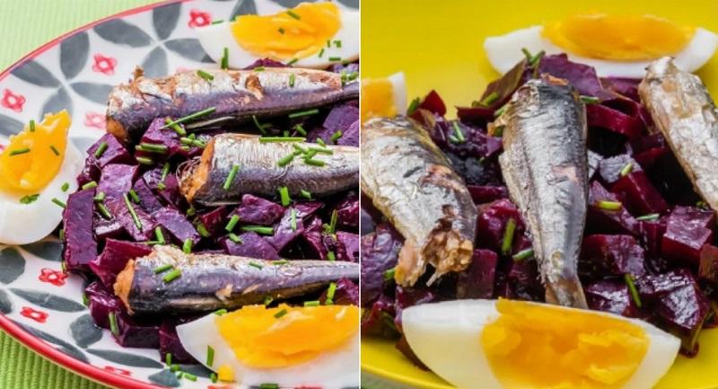 как приготовить свекольный салат