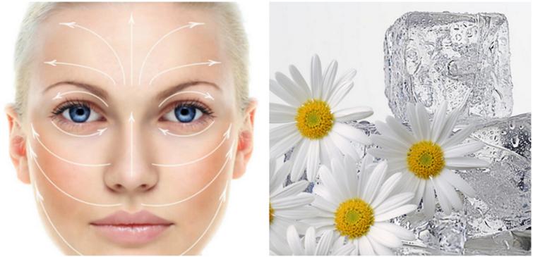 Дерматолог объясняет, почему ежедневное протирание лица льдом может сделать кожу безупречной