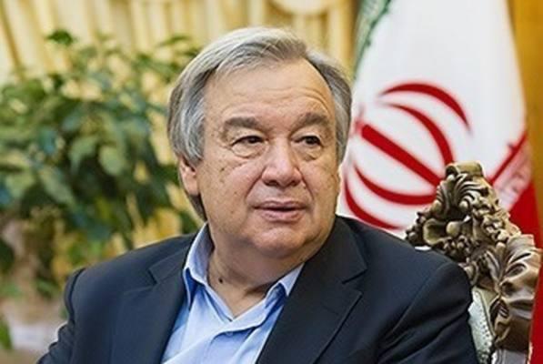 Генсек ООН выразил соболезнования близким погибших в Керчи