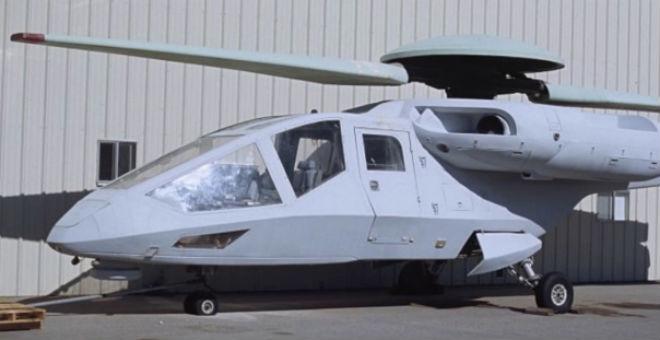 Проект Ка-92: сверхскоростной боевой вертолет из бюро Камова